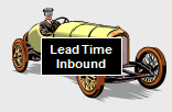 Inventory Driver Lead Time Inbound