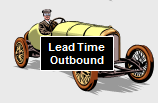 Inventory Driver Lead Time Outbound