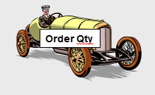 Inventory Driver Order Qty