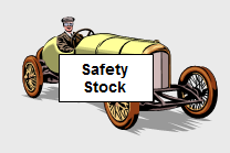 Inventory Driver Safety Stock